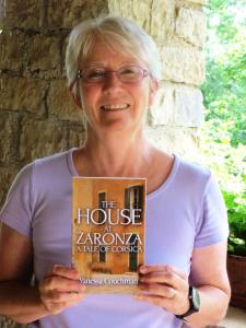 Vanessa with The House at Zaronza