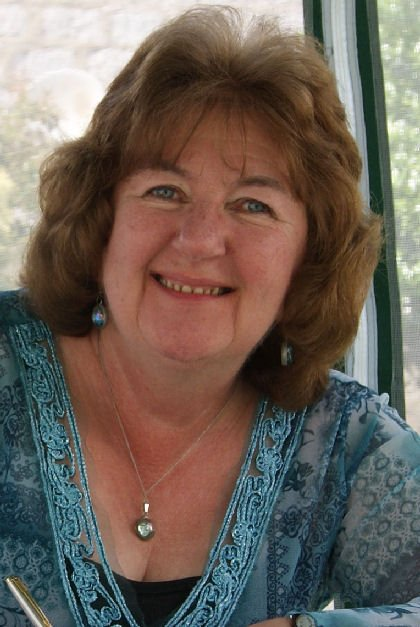 Author Nancy Jardine