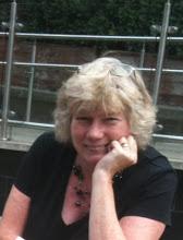 Author Sue Barnard