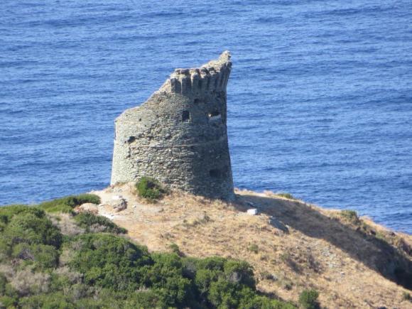 #2 Cap Corse - Genoese tower