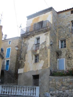 Olmeto - Colomba's house