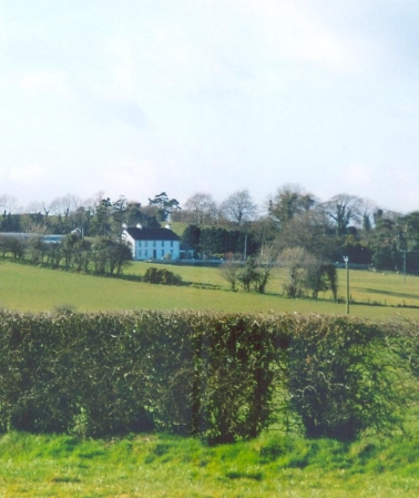Typical rural scene in Northern Ireland - little changed since the 1940s
