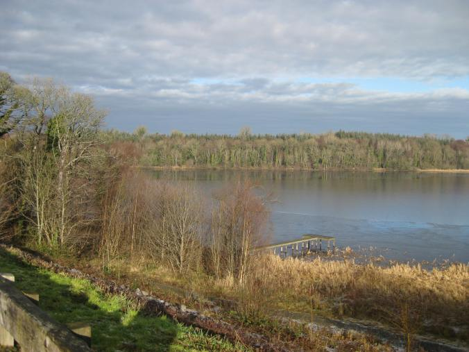 Lough Erne, a stretch of water near the location of the flying boat base