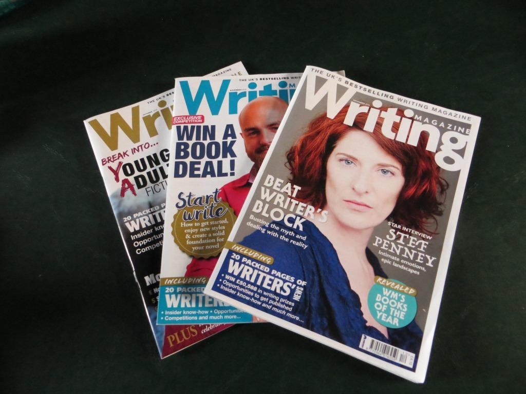 8 Stocking Fillers for Writers and Readers | Vanessa Couchman