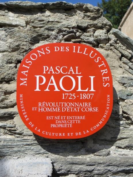 Paoli plaque