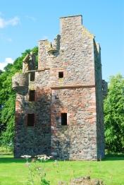 M Skea - castle