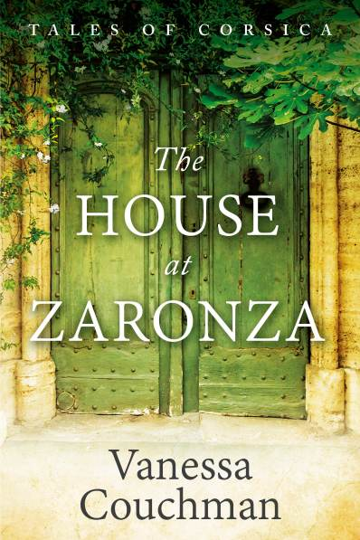 The House of Zaronza Cover LARGE EBOOK