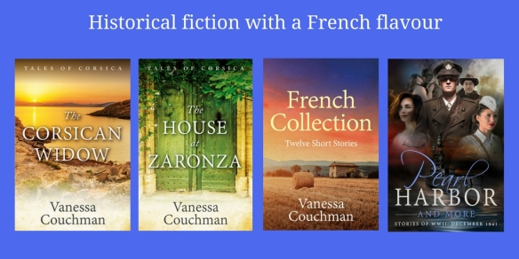 Historical fiction with a French flavour (1)