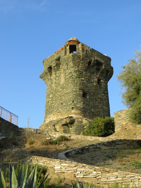 Nonza - Paoline Tower