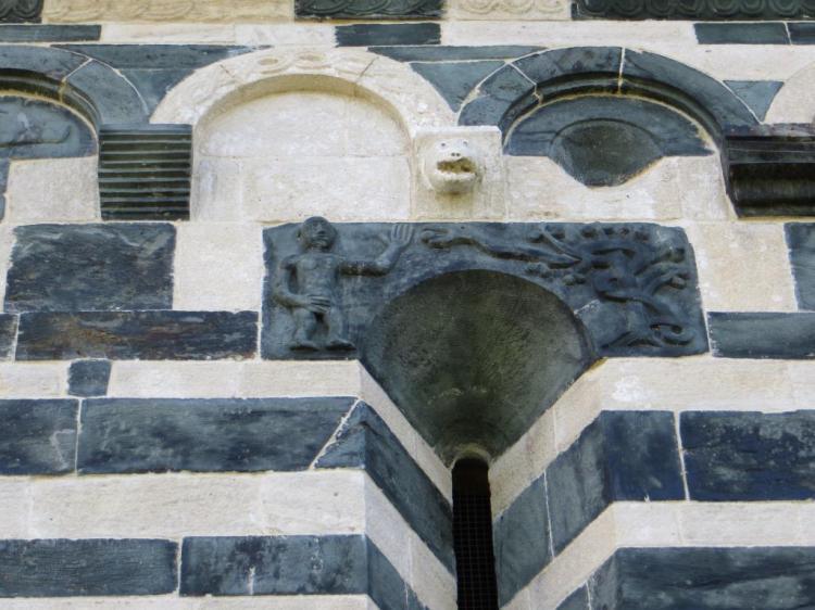 San Michele detail