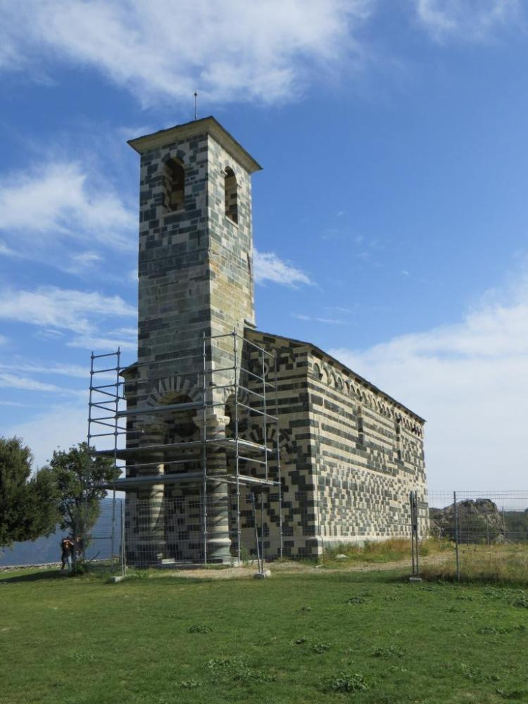 San Michele front