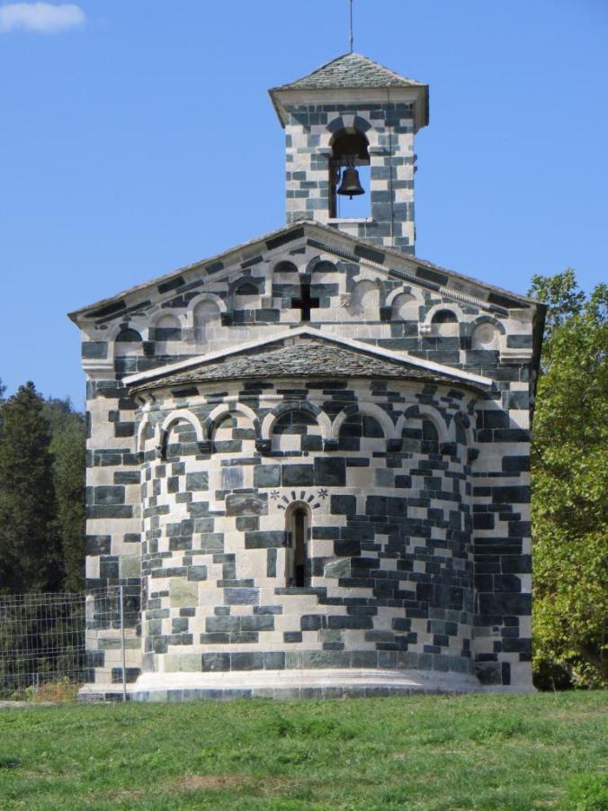 San Michele rear